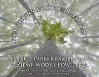 Fotografuj parki krajobrazowe