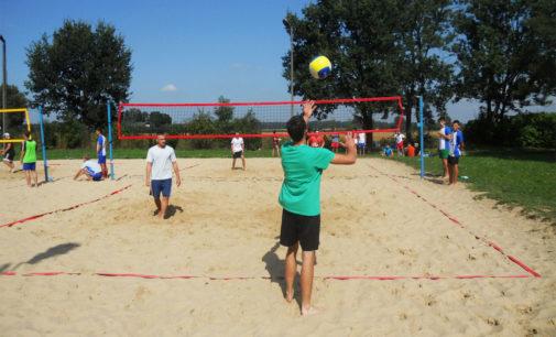 Wakacyjny Turniej Siatkówki Plażowej