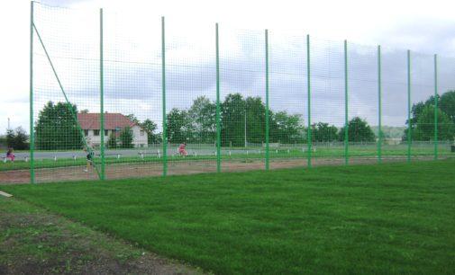 Nowe boiska już wkrótce