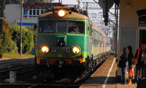 Pociągiem nie do Warszawy
