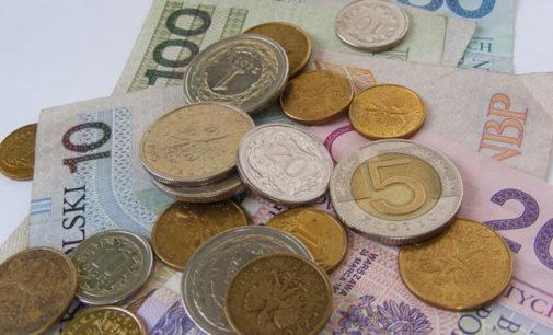 Niezbyt wysokie dochody podatkowe naszych gmin