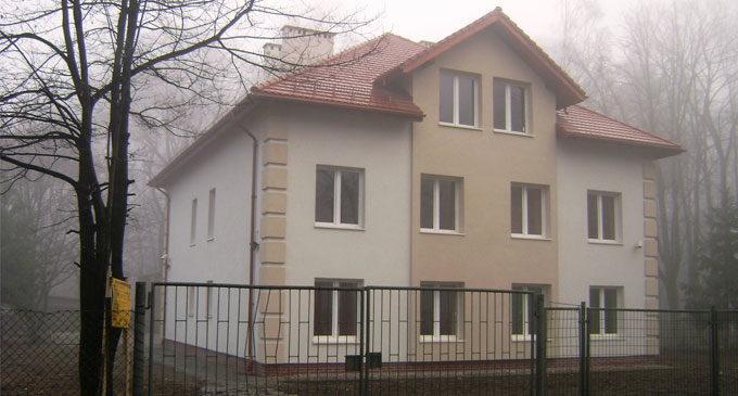 Nowa siedziba administracji Aresztu Śledczego