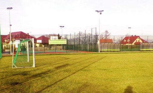 Nowe boisko już gotowe
