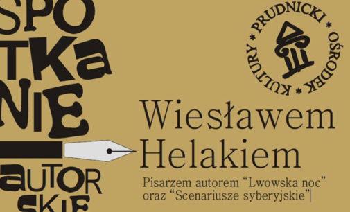 Spotkanie z Wiesławem Helakiem