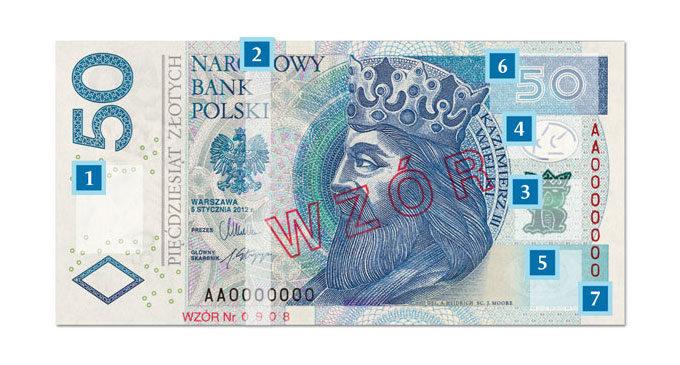 Nowe banknoty już w obiegu
