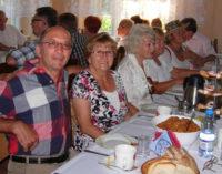 Seniorzy z wizytą w Czyżowicach i Moszczance