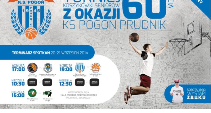 I liga koszykówki: w sobotę prezentacja zespołu Pogoni i jubileuszowy turniej