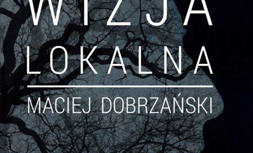 Ukazał się nowy zbiór wierszy Macieja Dobrzańskiego