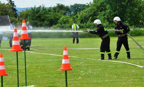Strażacy dali pokaz umiejętności