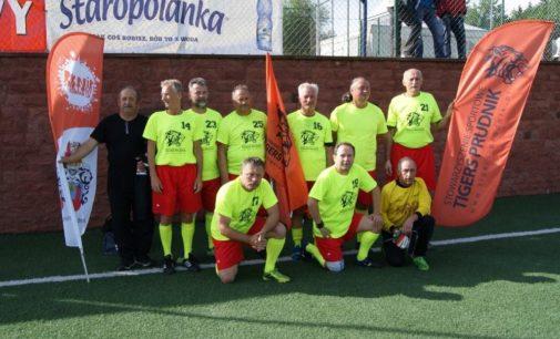 Mistrzostwa Polski Oldbojów +50 – Polanica Zdrój 2015 – Tigers Prudnik z brązowymi medalami!
