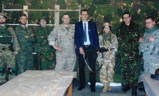 Głogówecka Akademia Wiedzy z militariami