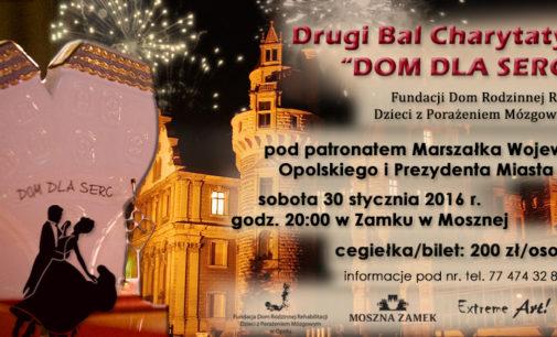 Zaproszenie na II Bal Charytatywny