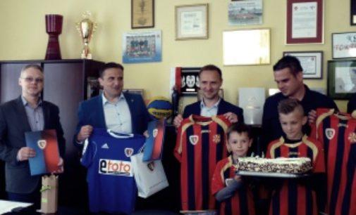 Głogówek: podpisano porozumienie z Piastem Gliwice