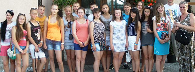 Prudnik liderem w kontaktach z Ukrainą