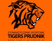 """""""Tigersi"""" wręczyli czek Mariuszowi"""