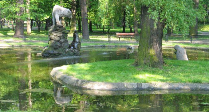 Park miejski w Głubczycach zostanie wyremontowany