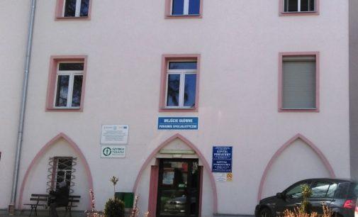 Głubczycki szpital nadal się modernizuje