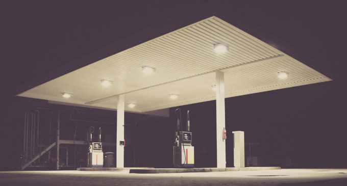 Mieszkanie Głubczyc popełnił samobójstwo na stacji benzynowej