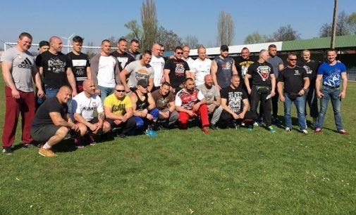 Najsilniejsi ludzie w Polsce spotkali się w Kietrzu