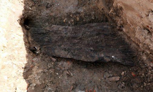 Sensacja archeologiczna w Głubczycach