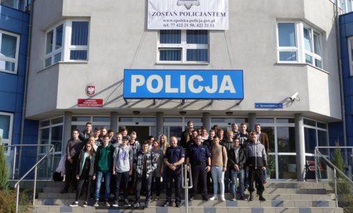 Odwiedzili policję – nie żałowali