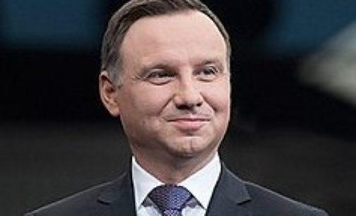 Prezydent odwiedzi Krapkowice
