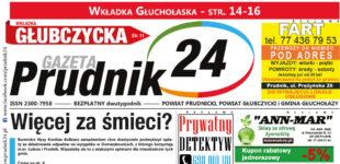 Jutro kolejny – 122 numer Gazety Prudnik24