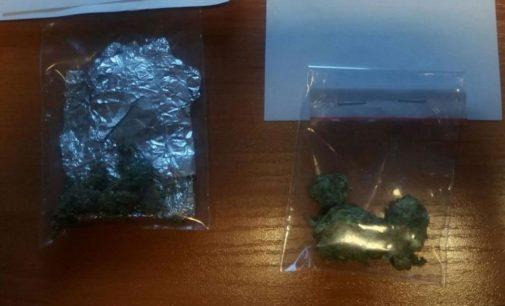 Zamiast prawa jazdy – narkotyki