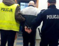 Bandyta z Chrobrego idzie za kratki