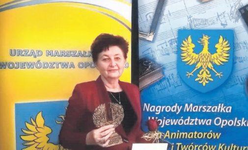 Lidia Szpak wśród najlepszych