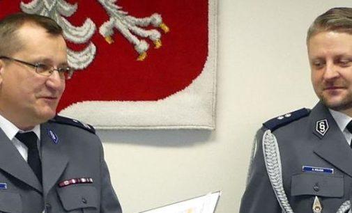Podkom. Andrzej Kolasa nowym Komendantem Komisariatu Policji w Głogówku
