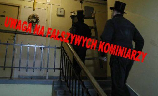 Fałszywi kominiarze grasują po Prudniku