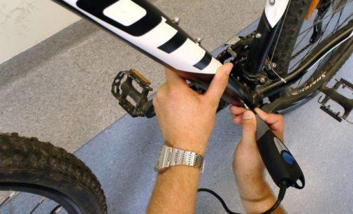 W kwietniu znakowanie rowerów