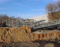 Most w budowie, co z Kolejową?