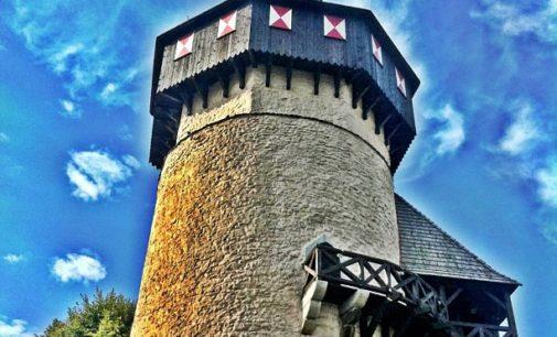 Wieża na razie zamknięta, ale już niebawem atrakcje