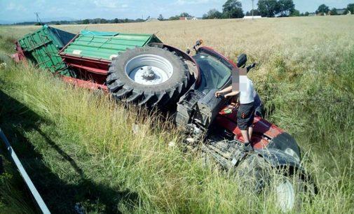 Uważajmy na maszyny rolnicze