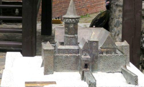Tak wyglądał prudnicki zamek