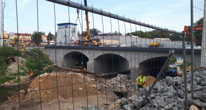 Za kilka dni otwarcie mostu na ul. Batorego
