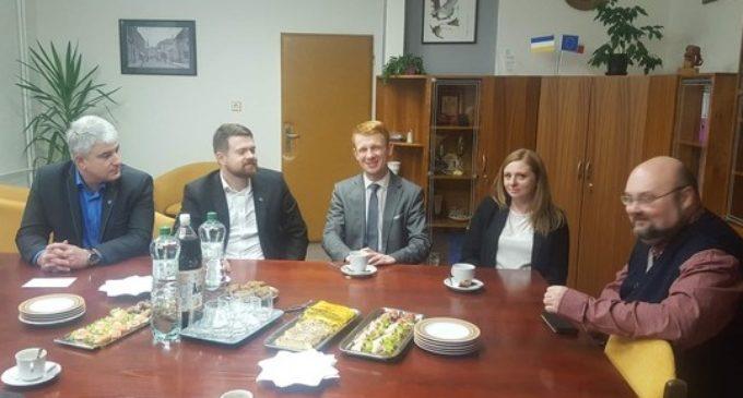 Prudnik-Krnov – pierwsze spotkanie