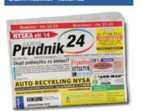 Już jutro kolejne wydanie Gazety Prudnik24