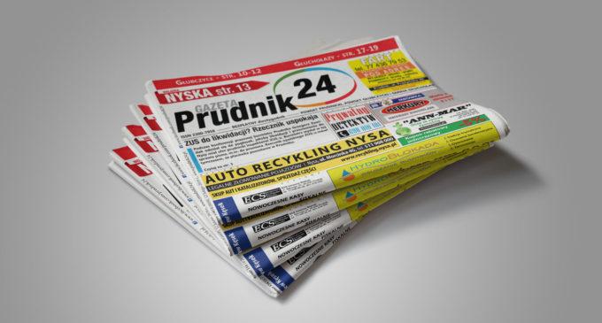 Już jutro 154 numer Gazety Prudnik24
