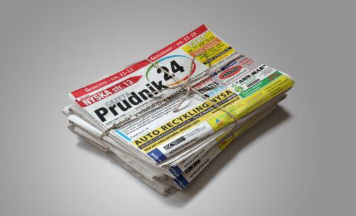 "Jutro nowy numer ""Gazety Prudnik24"""