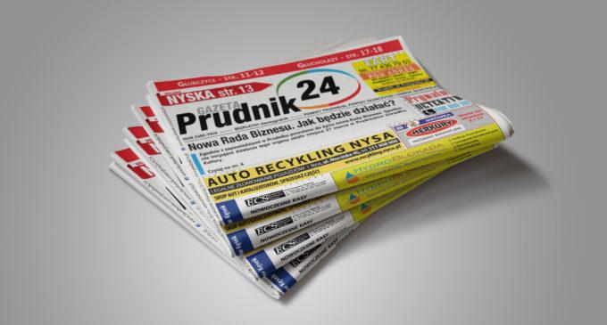 Już jutro nowy numer Gazety Prudnik24