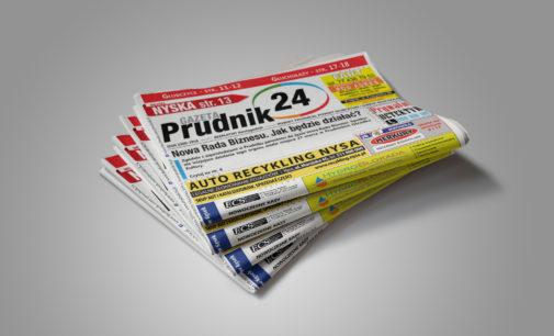 Jutro ukaże się 160 numer Gazety Prudnik24