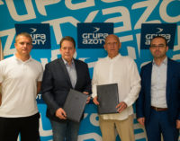 Grupa Azoty sponsorem Pogoni Prudnik. Pomogła poseł Katarzyna Czochara