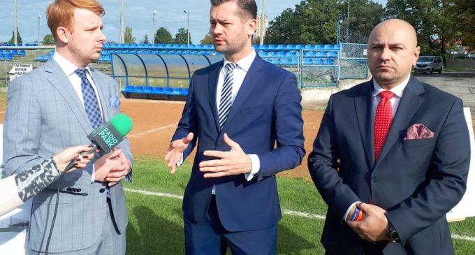 Stadion Pogoni będzie zmodernizowany