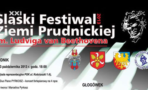 Śląski Festiwal Ziemi Prudnickiej 2013 (PEŁNY PROGRAM)