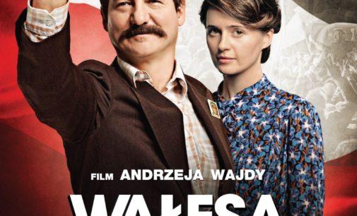 """Dobry """"Wałęsa. Człowiek z nadziei"""""""