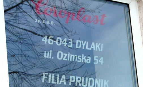 Coroplast pozostanie w Prudniku
