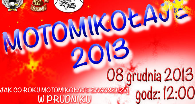 Motomikołaje 2013